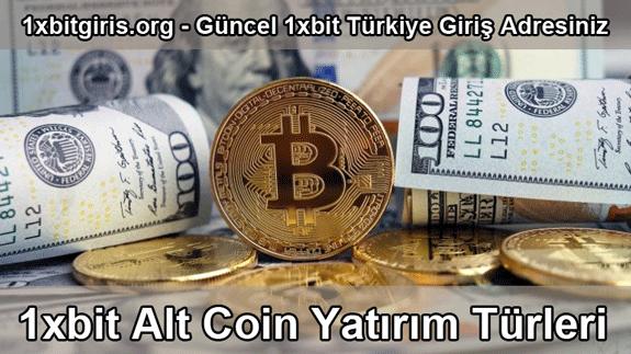 1xbit kripto para ile bahis oynamaya imkan veren bahis sitesidir. 1xbit alt coin yatırım türlerini incelediğimiz bu yazımızda alt coin yatırım detaylarına ulaşabilirsiniz.